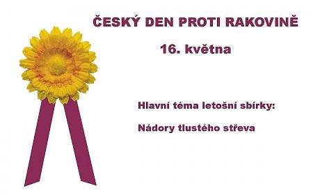 Výsledek obrázku pro Český den proti rakovině